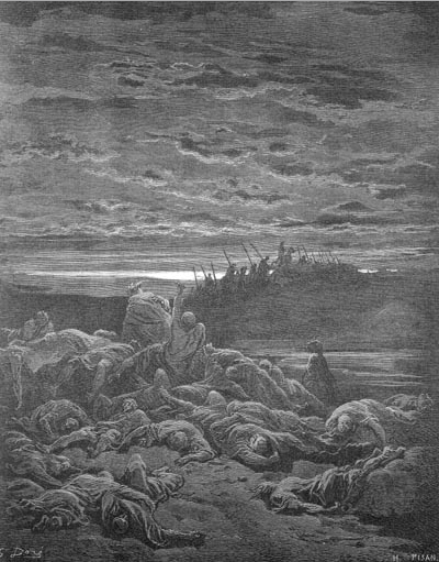 иллюстрация к библии КНИГА СУДЕЙ ИЗРАЕЛЕВЫХ глава 9