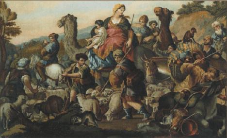 иллюстрация к библии глава 31