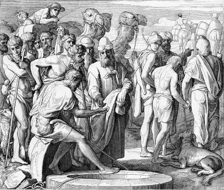 иллюстрация к библии БЫТИЕ глава 37