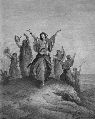 иллюстрация к библии КНИГА СУДЕЙ ИЗРАЕЛЕВЫХ глава 11
