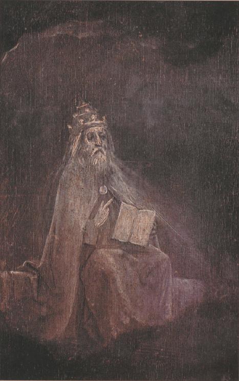 иллюстрация к библии Левит глава 27