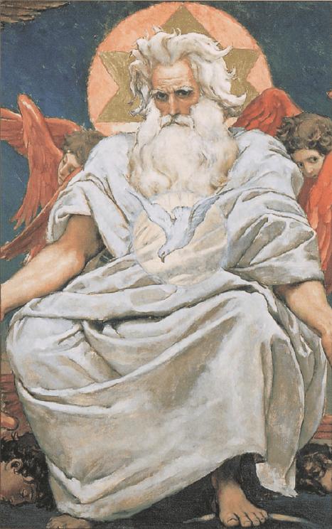 иллюстрация к библии ЧИСЛА глава 28