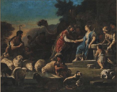 иллюстрация к библии глава 29
