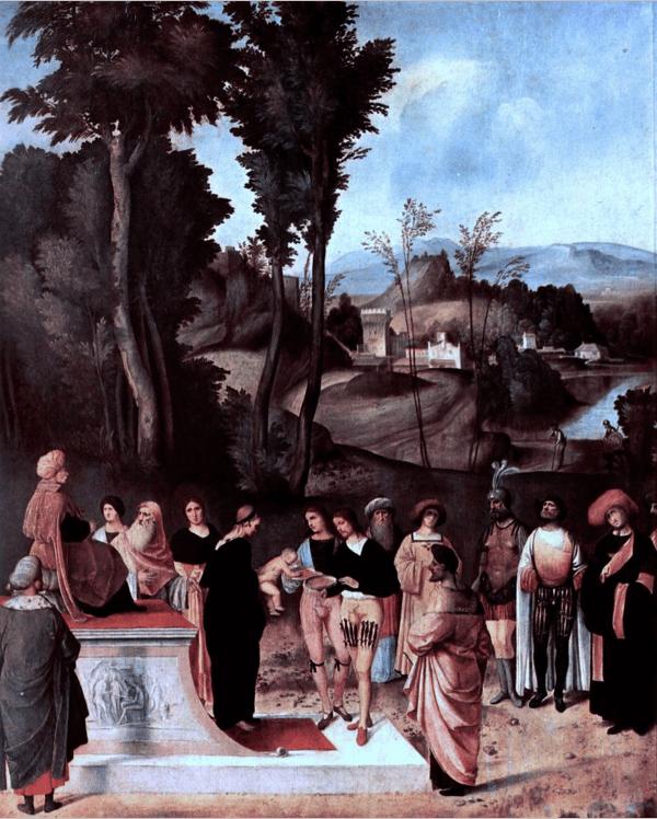 иллюстрация к библии Книга Исход глава 10