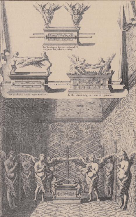 иллюстрация к библии Исход глава 39