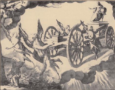 иллюстрация к библии Левит глава 14