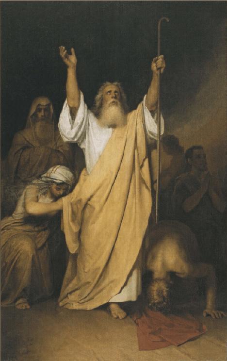 иллюстрация к библии ЧИСЛА глава 4