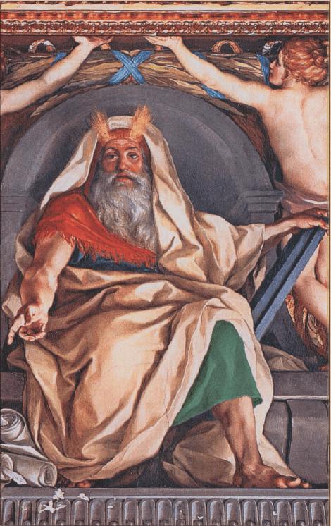 иллюстрация к библии ЧИСЛА глава 7