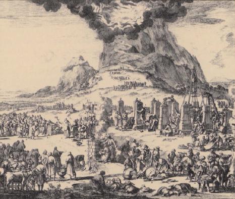 иллюстрация к библии Исход глава 40