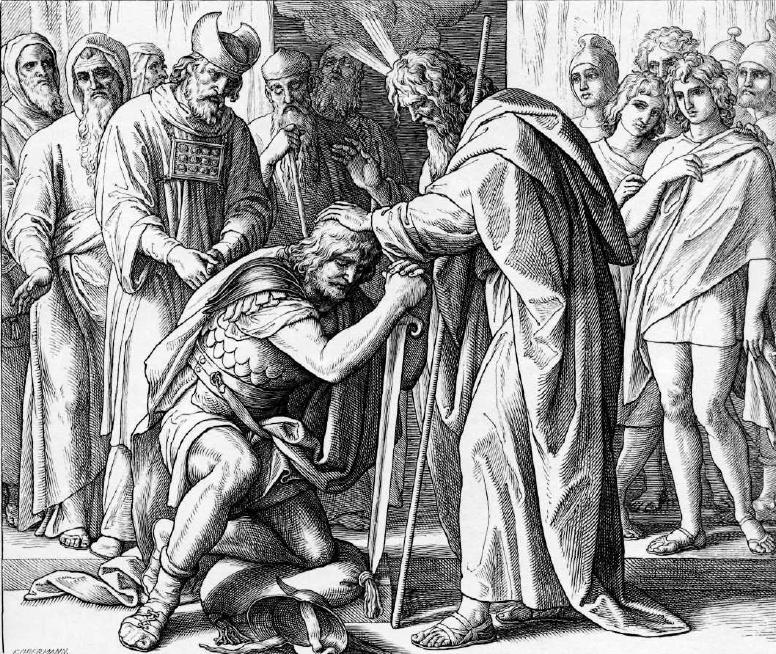 иллюстрация к библии ЧИСЛА глава 27