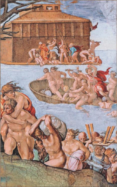 иллюстрация к библии глава 7
