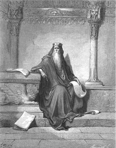 иллюстрация к библии ТРЕТЬЯ КНИГА ЦАРСТВ глава 4