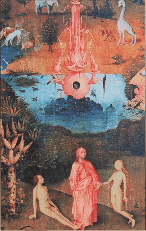 иллюстрация к библии Бытие глава 2