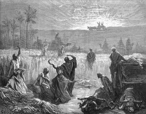 иллюстрация к библии ПЕРВА КНИГА ЦАРСТВ глава 1