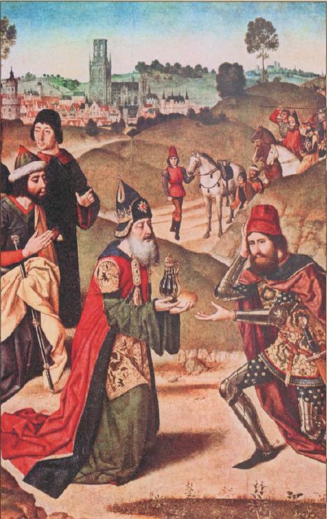иллюстрация к библии глава 14