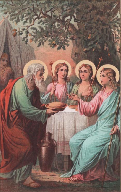 иллюстрация к библии глава 18
