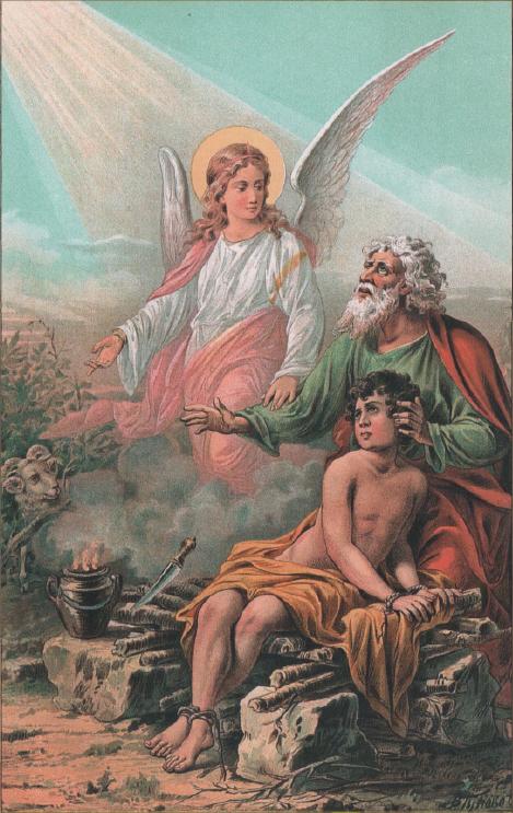 иллюстрация к библии глава 22