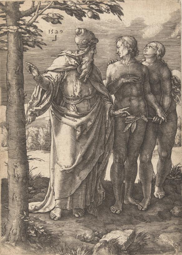 иллюстрация к библии Книга Бытие глава 2