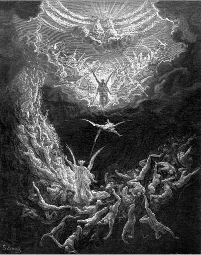 иллюстрация к библии ОТКРОВЕНИЕ ИОАННА БОГОСЛОВА глава 20