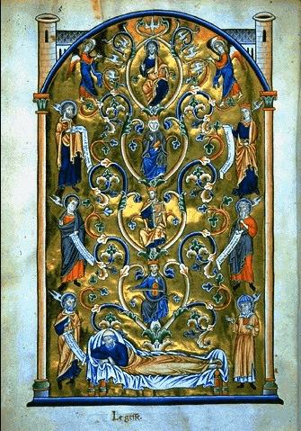 иллюстрация к библии КНИГА ПРОРОКА ИСАИИ глава 12