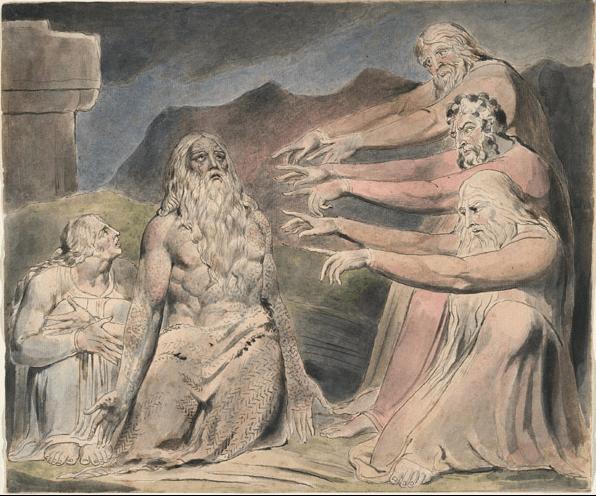 иллюстрация к библии КНИГА ИОВА глава 12
