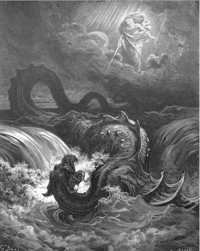 иллюстрация к библии КНИГА ПРОРОКА ИСАИИ глава 27