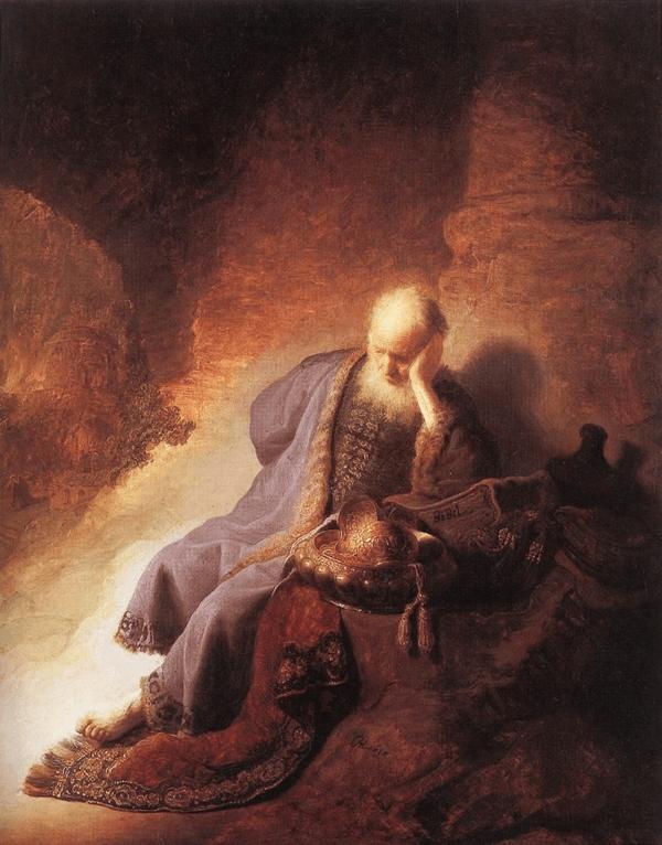 иллюстрация к библии КНИГА ПРОРОКА ИЕРЕМИИ глава 39
