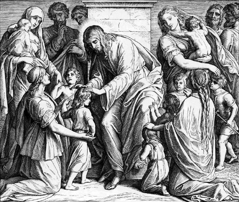 Евангелие иди к мужу своему