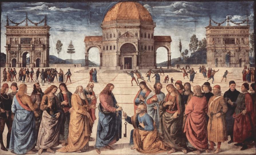 иллюстрация к библии ЕВАНГЕЛИЕ ОТ МАТФЕЯ глава 19