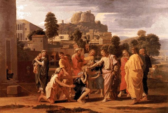 иллюстрация к библии ЕВАНГЕЛИЕ ОТ Марка глава 10