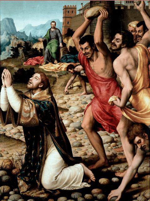 иллюстрация к библии Деяния святых апостолов глава 7