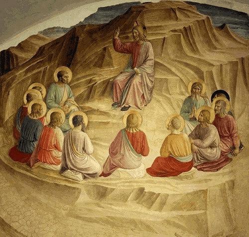 иллюстрация к библии ЕВАНГЕЛИЕ ОТ МАТФЕЯ глава 5