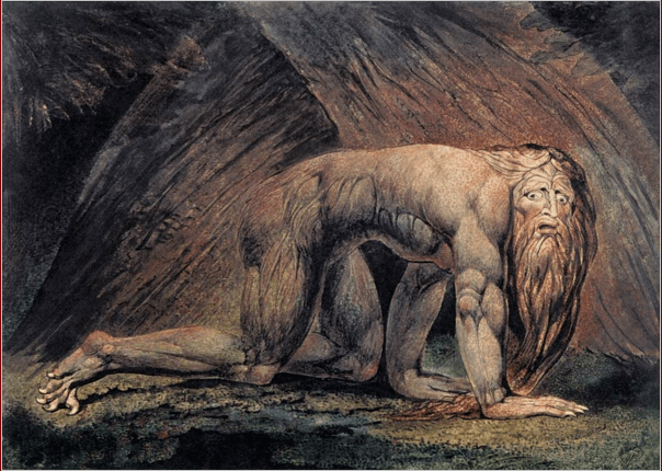 иллюстрация к библии КНИГА ПРОРОКА ДАНИИЛА глава 4