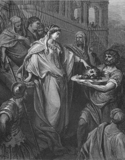 иллюстрация к библии ЕВАНГЕЛИЕ ОТ МАТФЕЯ глава 14