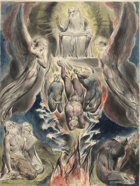 иллюстрация к библии КНИГА ИОВА глава 36