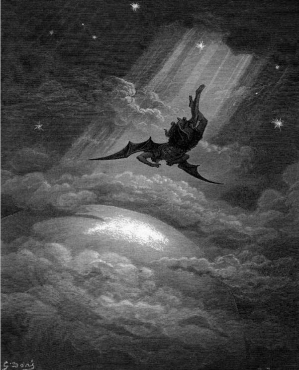 иллюстрация к библии КНИГА ПРОРОКА ИСАИИ глава 14