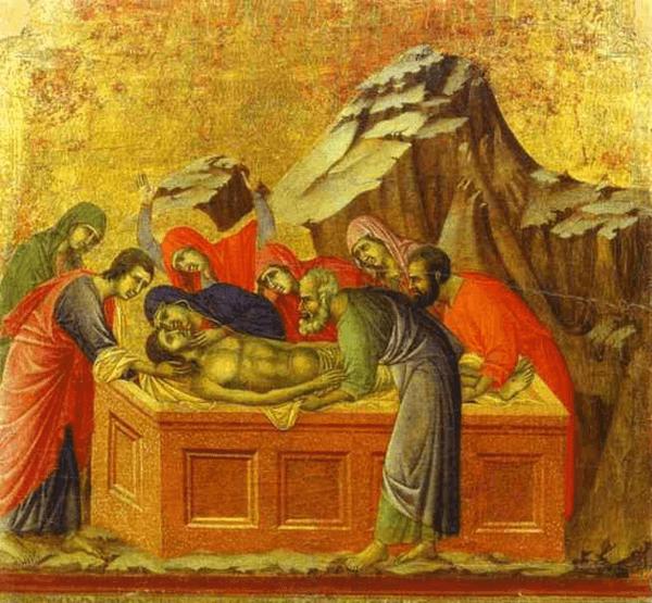 иллюстрация к библии ЕВАНГЕЛИЕ ОТ МАТФЕЯ глава 27
