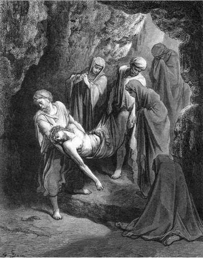 иллюстрация к библии ЕВАГЕЛИЕ ОТ ИОАННА глава 19