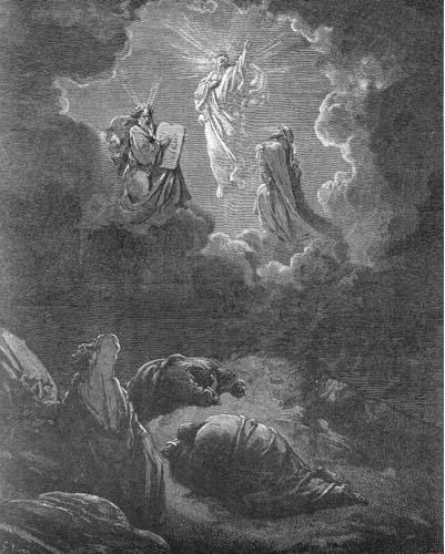 иллюстрация к библии ЕВАНГЕЛИЕ ОТ МАРКА глава 9