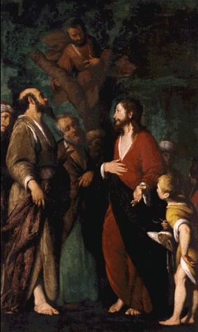 иллюстрация к библии ЕВАНГЕЛИЕ ОТ ЛУКИ глава 19