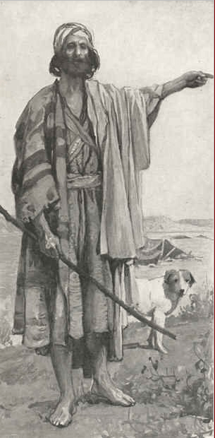 иллюстрация к библии КНИГА ПРОРОКА АМОСА глава 8
