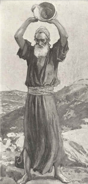 иллюстрация к библии КНИГА ПРОРОКА ИЕРЕМИИ глава 18