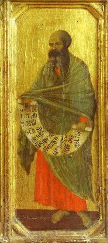 иллюстрация к библии КНИГА ПРОРОКА МАЛАХИЯ глава 3