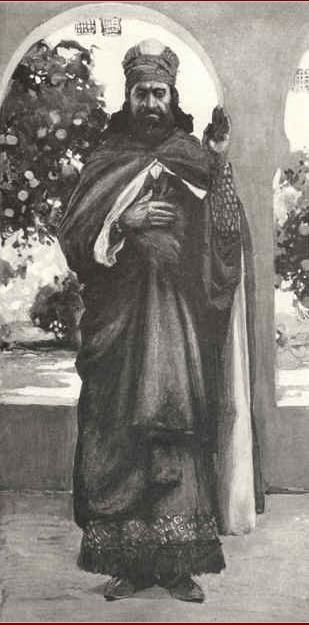 иллюстрация к библии КНИГА ПРОРОКА САФОНИИ глава 1