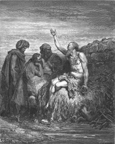 иллюстрация к библии КНИГА ИОВА глава 27