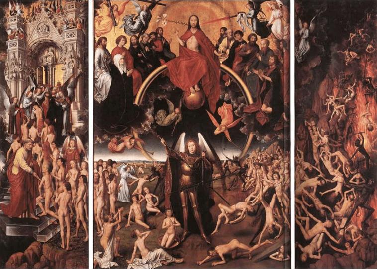 иллюстрация к библии Книга Откровение Иоанна глава 20