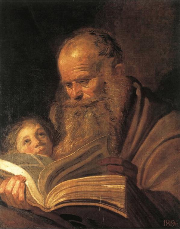 иллюстрация к библии КНИГА ПРОРОКА МАЛАХИЯ глава 4