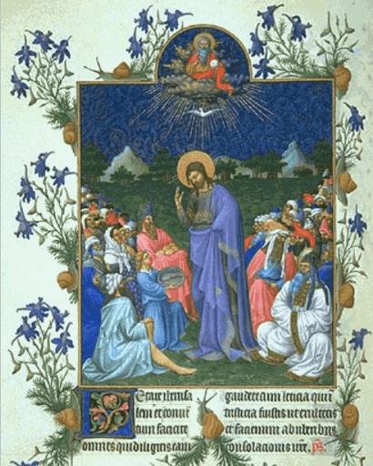 иллюстрация к библии ЕВАНГЕЛИЕ ОТ Марка глава 6