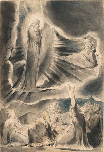 иллюстрация к библии КНИГА ИОВА глава 4
