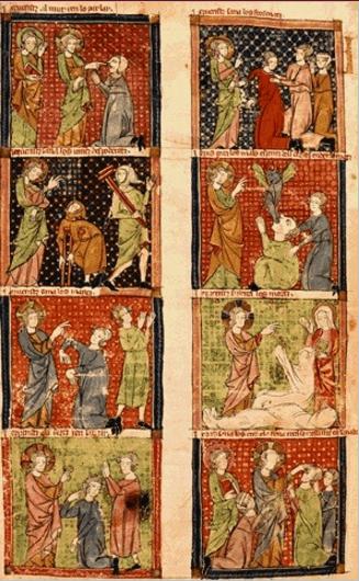 иллюстрация к библии ЕВАНГЕЛИЕ ОТ Марка глава 3